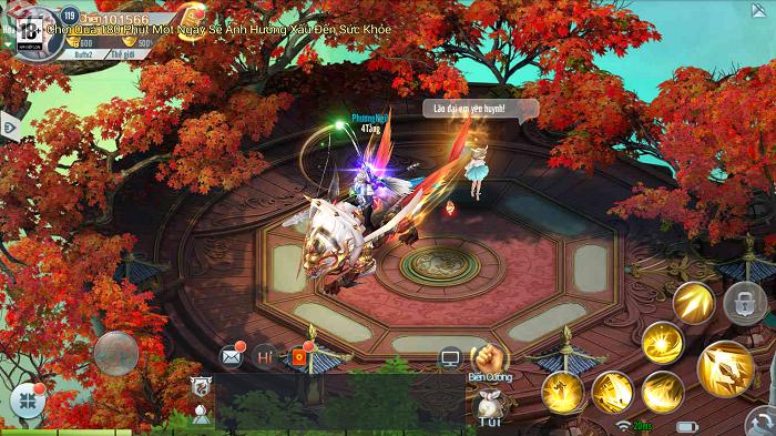 Đếm ngược ngày ra mắt game tiên hiệp Ngự Linh Mobile 2
