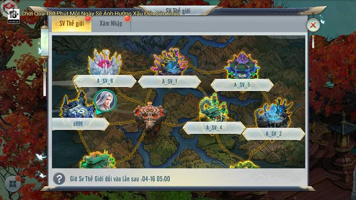 Đếm ngược ngày ra mắt game tiên hiệp Ngự Linh Mobile 4