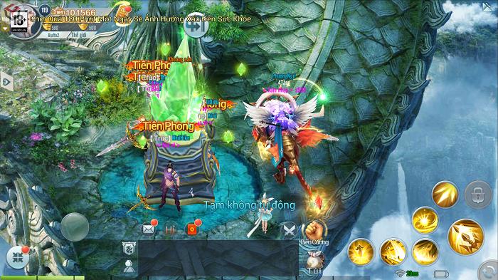 Đếm ngược ngày ra mắt game tiên hiệp Ngự Linh Mobile 5