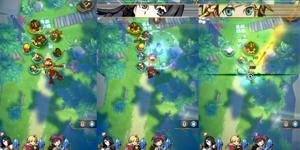 The Last Crusaders: Game nhập vai màn hình dọc mang màu sắc huyền ảo