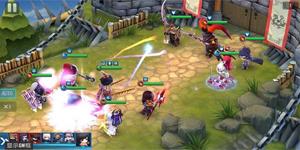Thần Long 3Q Mobile xây dựng hệ thống nhân vật đa dạng về chủng loại lẫn hệ tướng