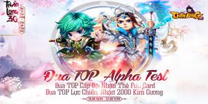 Thần Long 3Q mở Alpha Test tại Việt Nam sau khi càn quét thị trường Nhật Bản và Trung Quốc