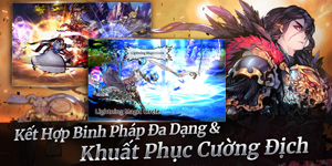 Game đấu thẻ tướng Final Blade Mobile cập nhật tướng mới mang đậm bản sắc Việt Nam