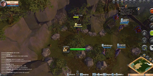 Game nhập vai thế giới mở Albion Online bất ngờ ra mắt bản Mobile