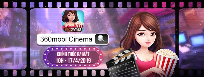 360mobi Cinema VNG - Game mô phỏng cho phép người chơi trở thành nhà đạo diễn phim 0