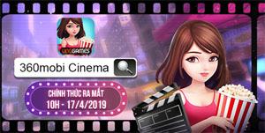 360mobi Cinema VNG – Game mô phỏng cho phép người chơi trở thành nhà đạo diễn phim