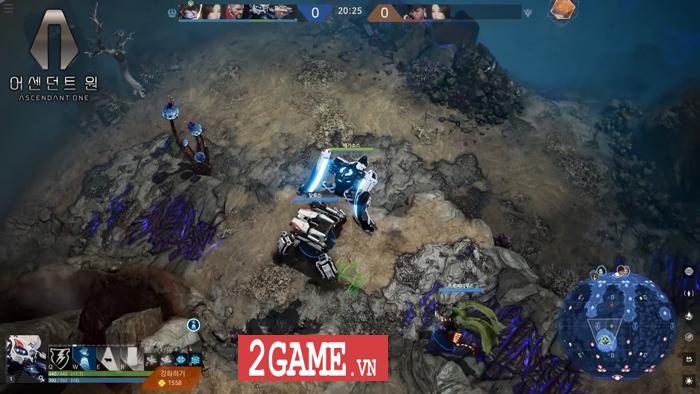 Game MOBA chất lượng đỉnh cao nhất của người Hàn - Ascendant One dự kiến ra mắt bản quốc tế 4