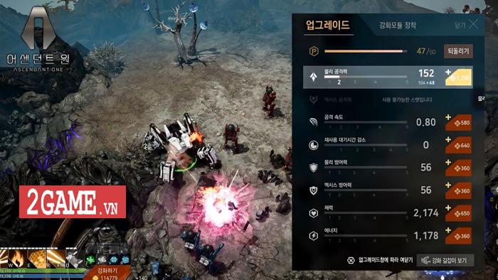 Game MOBA chất lượng đỉnh cao nhất của người Hàn - Ascendant One dự kiến ra mắt bản quốc tế 2
