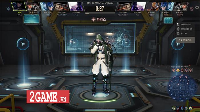 Game MOBA chất lượng đỉnh cao nhất của người Hàn - Ascendant One dự kiến ra mắt bản quốc tế 0