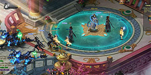 Webgame Kiếm Định Thiên Hạ tái hiện lối chơi game nhập vai kiếm hiệp kinh điển khi xưa