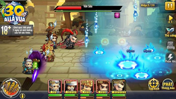 Game 3Q Ai Là Vua Mobile ấn định ngày ra mắt tại Việt Nam 4