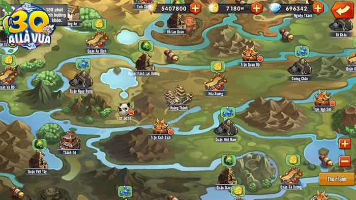 Game 3Q Ai Là Vua Mobile ấn định ngày ra mắt tại Việt Nam 2