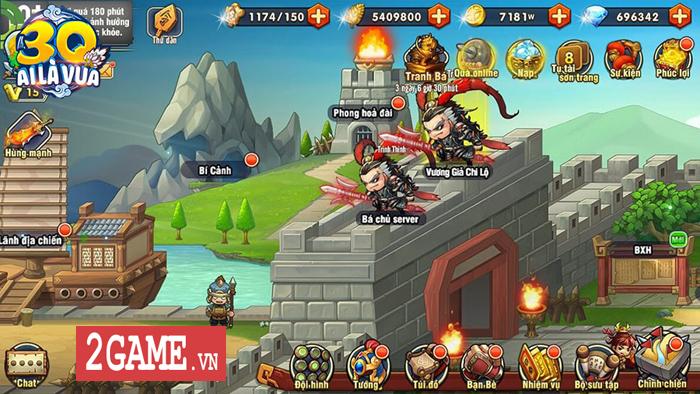 Game 3Q Ai Là Vua Mobile ấn định ngày ra mắt tại Việt Nam 1