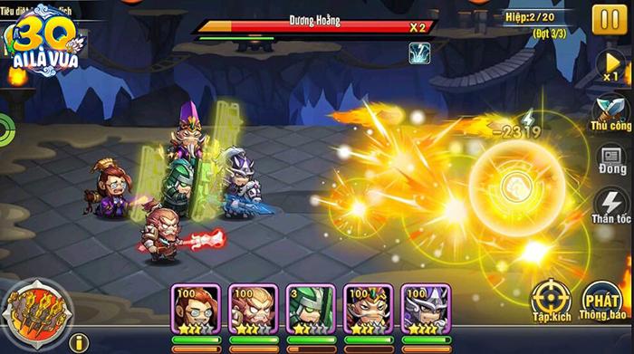 Game 3Q Ai Là Vua Mobile ấn định ngày ra mắt tại Việt Nam 0