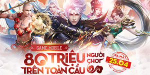 Tặng 4444 giftcode game Thục Sơn Kỳ Hiệp Mobile