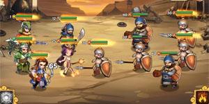 Nhiều game thủ Epic Summoner và Idle Heroes đổ xô sự chú ý sang Tam Quốc AFK