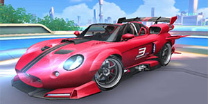 Những mẫu xe đua được yêu thích nhất trong ZingSpeed Mobile