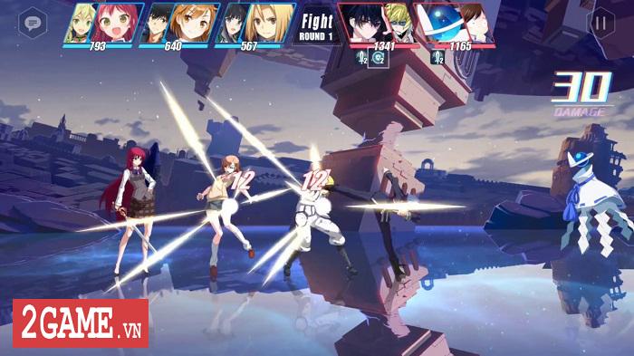 Game đấu tướng chất manga Dengeki Bunko: Crossing Void ra mắt thị trường Đông Nam Á 3