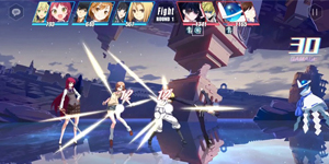 Game đấu tướng chất manga Dengeki Bunko: Crossing Void ra mắt thị trường Đông Nam Á