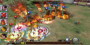 Chân Tam Quốc Mobile chính là game điều binh khiển tướng, đấu trí căng não bậc nhất