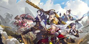 Ngạo Kiếm Vô Song Mobile cho phép người chơi dùng tới 10 kỹ năng khi PK