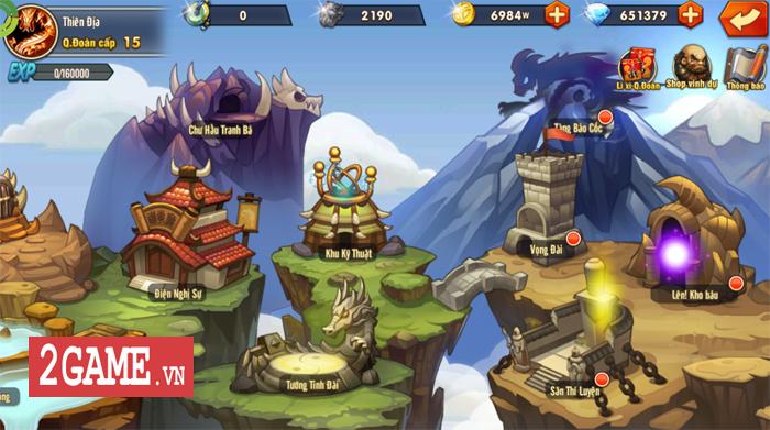 Đánh giá 3Q Ai là Vua Mobile: Lối chơi thẻ tướng đơn giản nhưng lại rất chuyên sâu 0