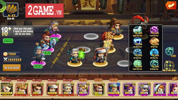 Đánh giá 3Q Ai là Vua Mobile: Lối chơi thẻ tướng đơn giản nhưng lại rất chuyên sâu 2