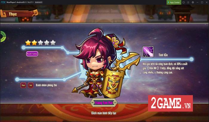 Đánh giá 3Q Ai là Vua Mobile: Lối chơi thẻ tướng đơn giản nhưng lại rất chuyên sâu 3