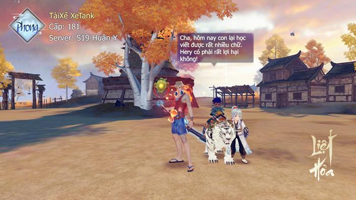 Cộng đồng người chơi Liệt Hỏa VNG thi nhau khoe con cái ảo trong game 1