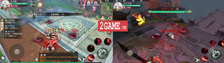 Chơi thử Ngạo Kiếm Vô Song Mobile: Lối chơi nhập vai cày cuốc vẫn hiện hữu rất rõ! 6