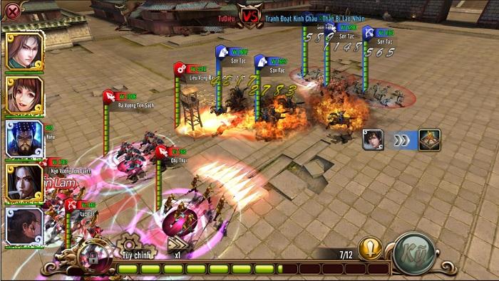 Những lý do khiến Chân Tam Quốc Mobile trở thành tượng đài bất tử của dòng game 3Q 6