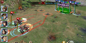 Chân Tam Quốc Mobile cho người chơi vận dụng mọi yếu tố chiến thuật vào trận đánh
