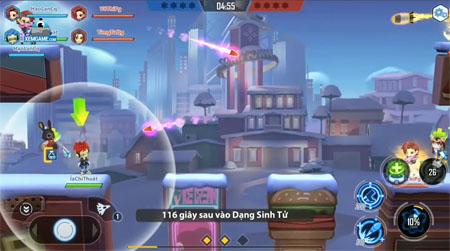 Nếu bạn từng thời say đắm GunBound, Gunny thì nên thử qua ngay GunPow 3D VNG vừa ra lò nhé!