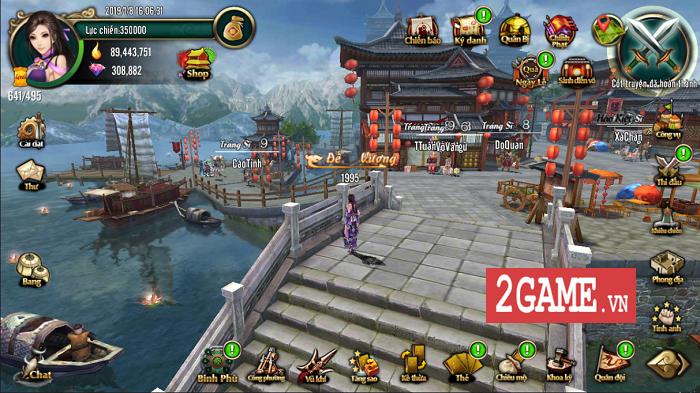 Tặng 320 giftcode Chân Tam Quốc Mobile 1
