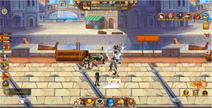 Vua Hải Tặc H5 sẵn sàng tiếp đón người chơi PC lẫn Mobile vào sáng mai
