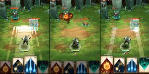 War of Magic – Game nhập vai cho phép bạn sử dụng các lá bài ma thuật để chiến đấu