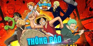Vua Hải Tặc H5 chính là tựa game đa nền tảng đầu tiên về One Piece