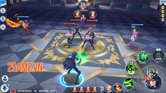 Saint Seiya: Awakening - Game nhập vai lấy chủ đề Áo giáp vàng sắp ra mắt bản tiếng Anh 2