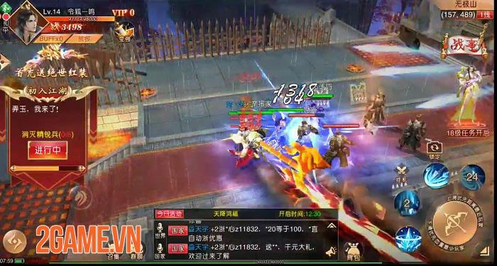 Tân Thiên Hạ Mobile