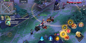 Cộng đồng game thủ Việt tỏ ra thích thú với game MARVEL Super War MOBA