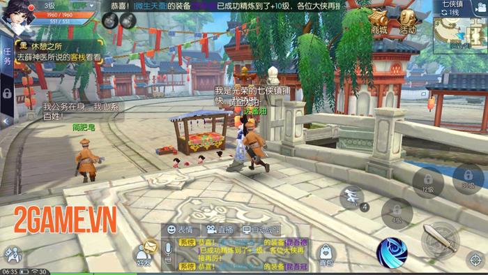 Gamota chính là NPH game nhập vai Võ Lâm Ngoại Truyện Mobile tại Việt Nam 2