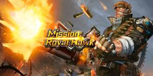 Mission: Royal Hawk – Game cuộn cảnh màn hình ngang gợi nhớ tuổi thơ