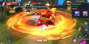 Trải nghiệm Hành Tẩu Giang Hồ Mobile: Lối chơi nhập vai chuyên sâu trên nền tảng đồ họa 3D bắt mắt