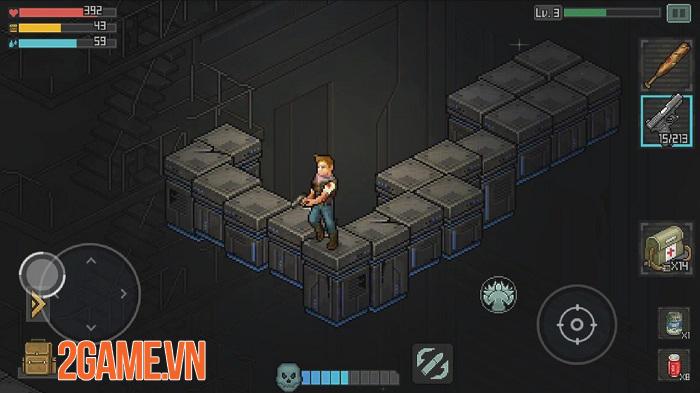 Fury Survivor: Pixel Z - Game bắn súng đề tài zombie với phong cách đồ họa pixel retro cổ điển 0