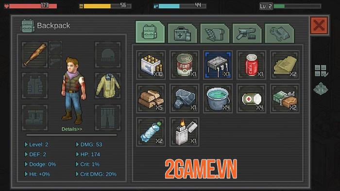 Fury Survivor: Pixel Z - Game bắn súng đề tài zombie với phong cách đồ họa pixel retro cổ điển 4