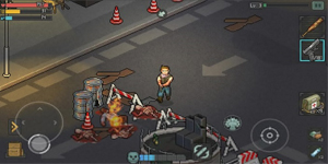 Fury Survivor: Pixel Z – Game bắn súng đề tài zombie với phong cách đồ họa pixel retro cổ điển