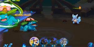 Pica Huyền Thoại – Game tiến hóa Pokemon đỉnh cao sở hữu đồ họa Full HD về Việt Nam
