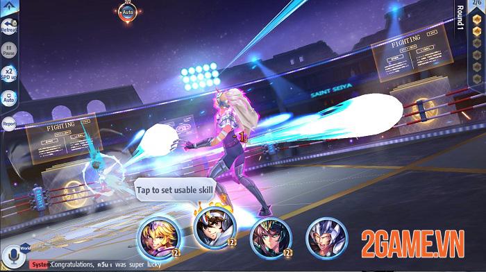 Trải nghiệm Saint Seiya: Awakening - Lối chơi nhập vai thẻ tướng cuốn hút trên nền đồ họa 3D siêu đẹp 1