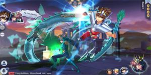 Trải nghiệm Saint Seiya: Awakening – Lối chơi nhập vai thẻ tướng cuốn hút trên nền đồ họa 3D siêu đẹp