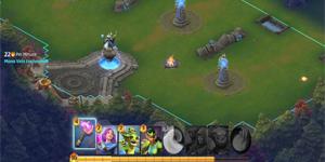 Arcane Citadel: Duel of Mages – Game thả quân với những trận chiến cân não